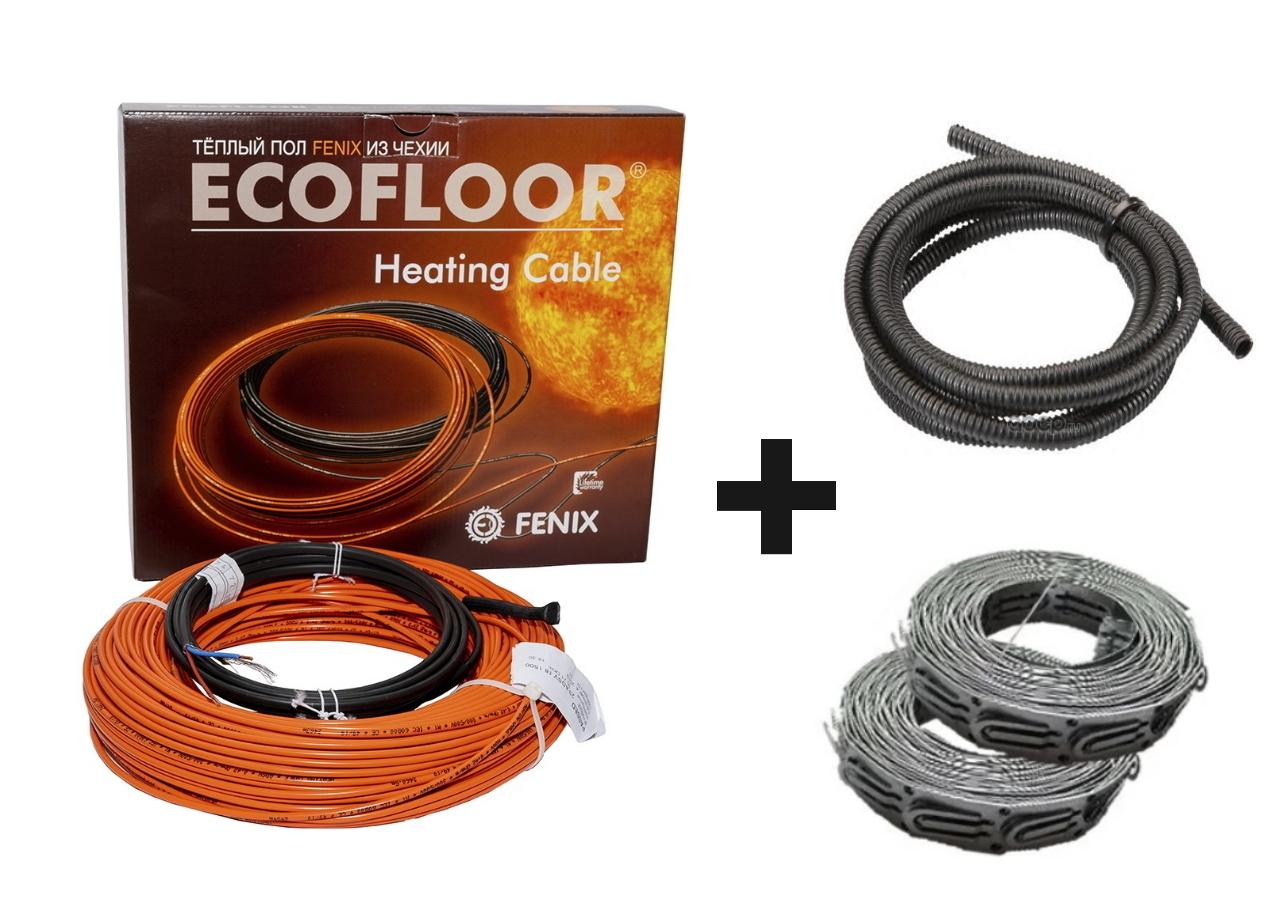 Греющий кабель Fenix