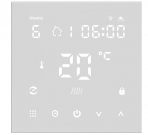 Програмовані терморегулятори